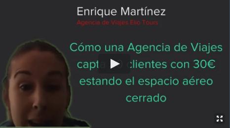 marketing agencia viajes